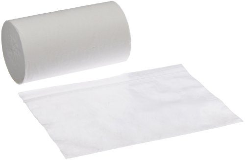 2 Ply Tissue On The Go Coreless Toilet Paper Roll Pack Of