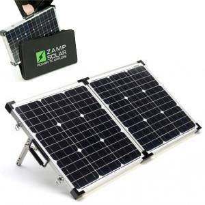 Zamp Solar 160p Solar Portable Charge Kit Cocoaho