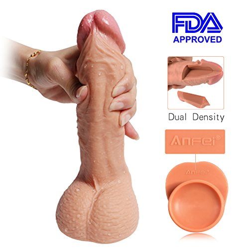 3cd50bd10 The realistic veining and glans penis provide users with greatly visual and  sexual pleasure. 8 ounce bottle. This 8. 7 inches dildo with Powerful ...
