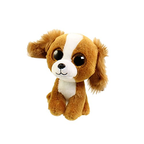 Official product from ty s wildly popular Beanie Babies Collection. This  15cm tall soft toy makes a great addition to any beanie Boos collection and  is ... 9514b9abdd28