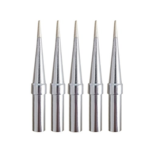 Replacement 1//6 Etc Conical Soldering Iron Tip Stations for Weller Wes51 Pes51