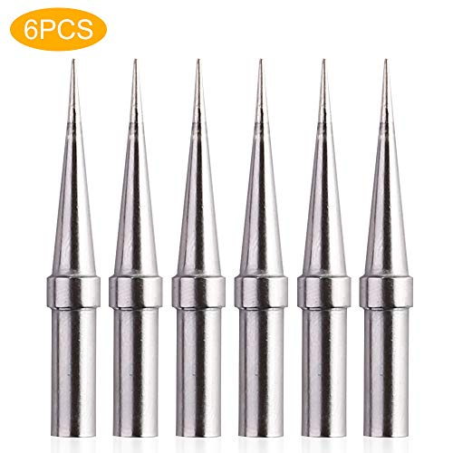 """0.031/"""" Weller ETP ET Series Conical Solder Tip for EC1201A and PES51 Irons"""